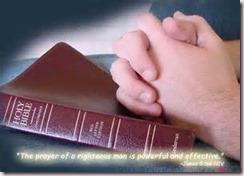 Bible, Prayer