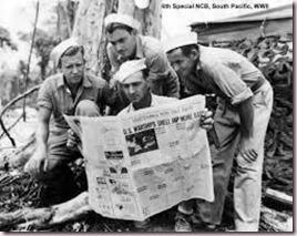 military, newspaper