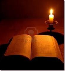 Bible, Candle