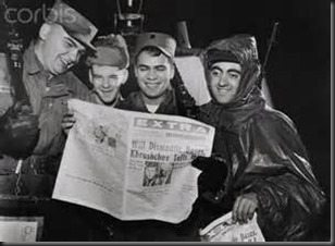 Soldiers, Newspaper1