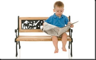 Baby, Newspaper1