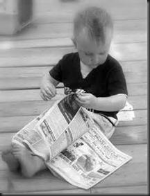 Baby, Newspaper4