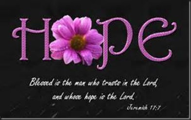 Hope, Blessed
