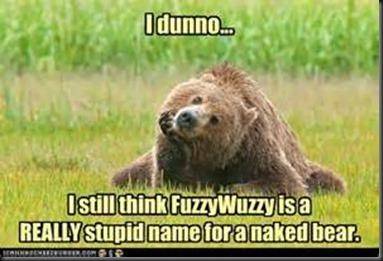 I Dunno
