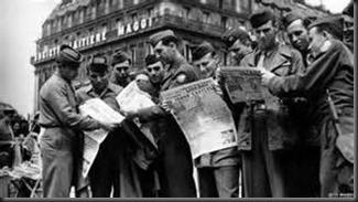 Soldiers, Newspaper2