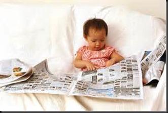 Baby, Newspaper5