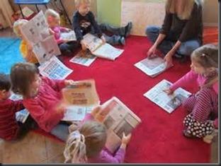 Children, Newspaper1