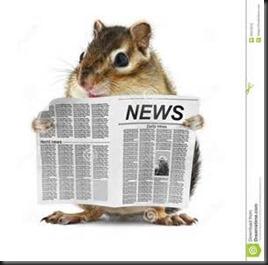 Chipmunk, Newspaper1