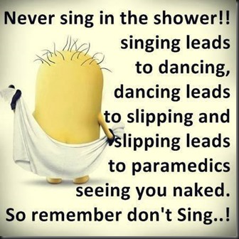 Never Sing