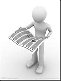Person, Newspaper