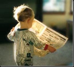 Baby, Newspaper6