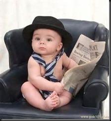 Baby, Newspaper