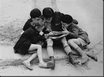 Children, Newspaper2
