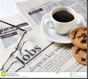 Coffee, Cookies, Newspaper
