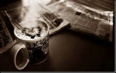 Coffee, Newspaper1