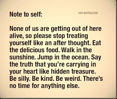 Note To