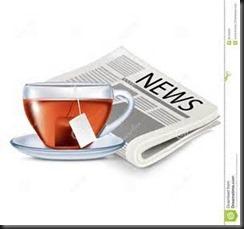 Tea, Newspaper1