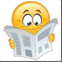Smiley, Newspaper1