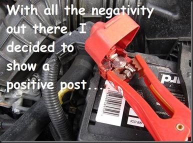 A Positive Post
