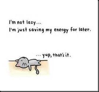 Lazy Mode