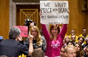code pink on Iran