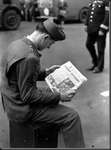 Warrior, Newspaper