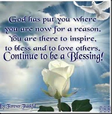 God Has
