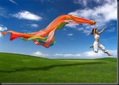 Banner, Dance
