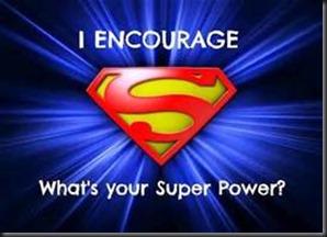 I Encourage