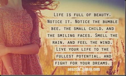 Life Is Full