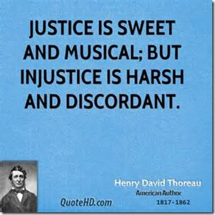 Justice Is