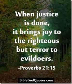 When Justice