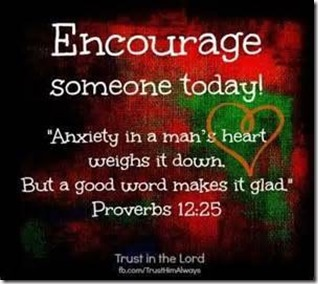 Encourage Someone