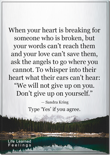 When Your Heart