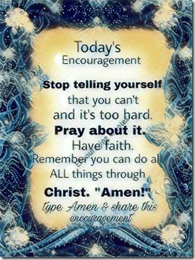 Stop Telling