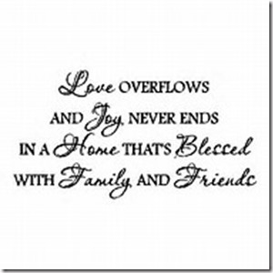 Love Overflows