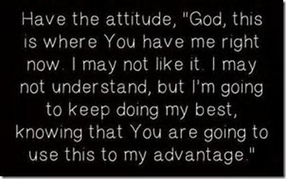Have The Attitude