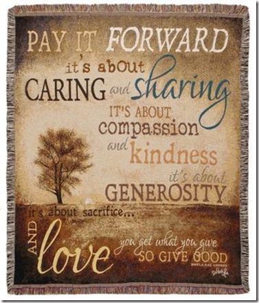 Pay It Forward