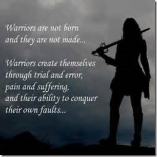 Warriors Are Not