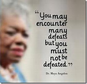 You May