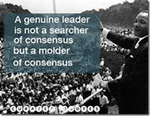 A Geniune Leader