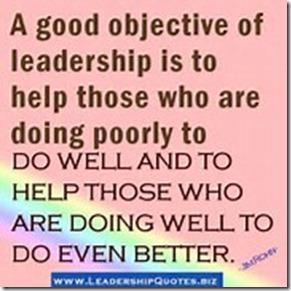 A Good Objective
