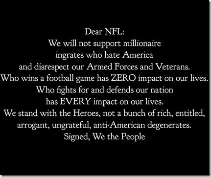 Dear NFL