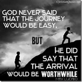 God Never Said