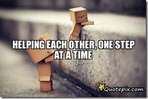 Helping Each Other
