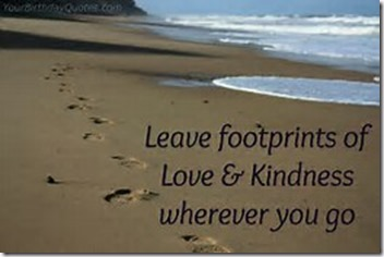 Leave Footprints