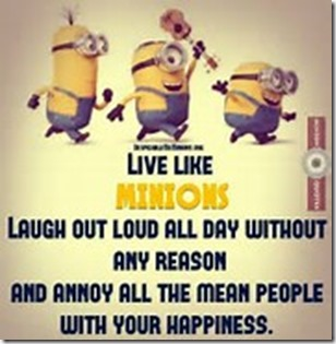 Live Like Mninions