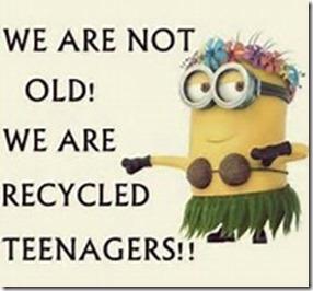 We Aren't
