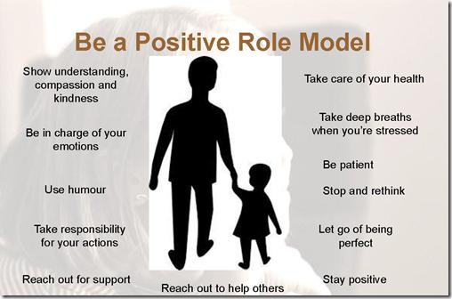 positive role model