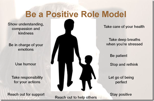 positive role model